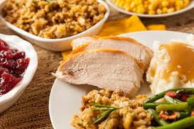 where to eat thanksgiving dinner around new 360 state
