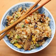 rice cuisine duck fried rice