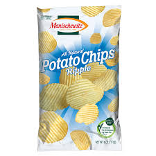 ripple chips potato chips ripple salted