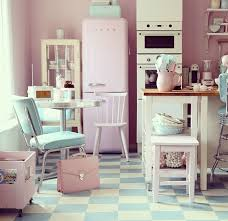pastel kitchen ideas fancy 50s style kitchen and 90 best 50s kitchen diners images on