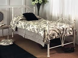 white metal bed frame twin u2014 derektime design elegant and