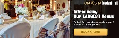 banquet halls in orange county large banquet halls for rent huntington orange county