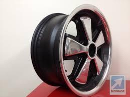 porsche 911 fuchs replica wheels all 6 and 7r porsche 911 wheels ferdinand