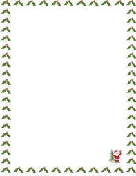santa writing paper letter border images reverse search filename santa claus letter 852x1101 jpg
