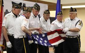 Flag Folding Ceremony Dctc Military Family Day Dctc News