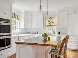 interior country kitchen window treatment ideas with attractive