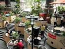 Trendy cafe in mall (McDonalds!), Singapore, Singapore