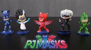pj masks collectible figure play