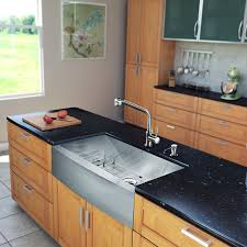 Black Farmers Sink by Decor 33 Inch Single Bowl Stainless Farmhouse Sink For Cozy