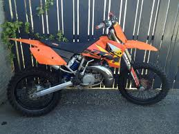 ktm 250sx 2003 ktm 2 stroke thumpertalk