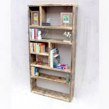 Reclaimed Wood And Metal Bookcase Best 25 Reclaimed Wood Bookcase Ideas On Pinterest White Wood