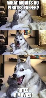 Pirate Meme Generator - pun dog meme generator