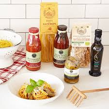 italian gifts buon appetito italian dinner gift box cooking gifts foodie
