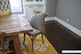 Restoration Hardware Madeline Chair Review Dining Room Decor Update Bench Chairs Pillows The Sunny Side