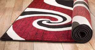 Checkerboard Area Rug Zipcode Design Rick Red Black Indoor Area Rug U0026 Reviews Wayfair