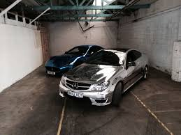 chrome wrapped cars mercedes wrapvehicles co uk manchester car wrapping company