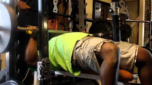 nfl record bench press 225 for 56 times youtube