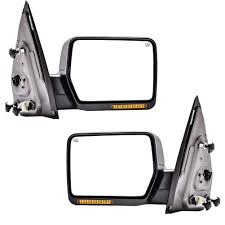 Ford F150 Truck Mirrors - amazon com dedc pair 2004 2006 ford f150 power heated with signal