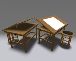 Artist Drafting Tables Second Life Marketplace Couples Animated Artist Draw U0026 Drafting