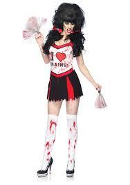 cheerleader costumes for halloween the spooky vegan halloween costume ideas zombies