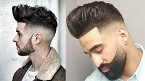 tufts and pompadour men s hairstyles trends and styles for 2018 home dezign