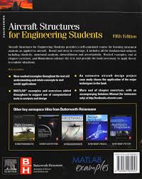 aircraft structures for engineering students t h g megson