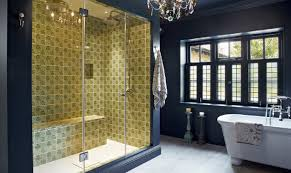 Yellow And Grey Bathroom Ideas by Best 25 Gold Bathroom Ideas On Pinterest Herringbone Grey And