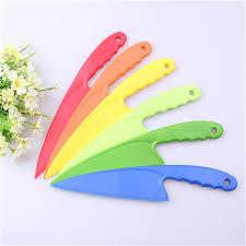 plastic knives aliexpress buy 1pc kitchen lettuce serrated knife plastic