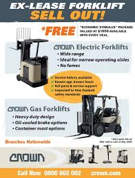 forklifts adverts that generate sales leads