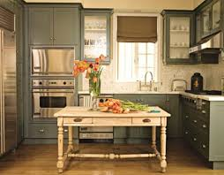 vintage kitchen ideas photos kitchen beige vintage kitchen with rustic wood island and l