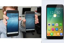 make android look like iphone how to make your android phone look like iphone technoxp