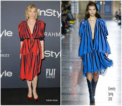 Fashion Sizzlers Archives Fashionsizzle by Cate Blanchett In Givenchy U2013 3rd Annual Instyle Awards Fashionsizzle