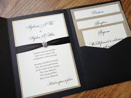 wedding invitation pockets decorative wedding invitations with pockets to make delightful