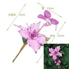 New Decoration For Christmas 2015 by Online Get Cheap Purple Christmas Decorations For Tree Aliexpress