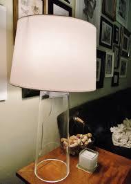 rocky bella diy clear glass lamp