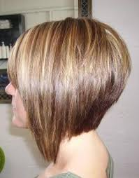 front and back views of chopped hair very nice bob hair cut side view