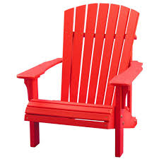 Poly Wood Adirondack Chairs Amish Deluxe Poly Adirondack Chair