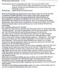 Amtsgericht Bad Freienwalde Wissenswertes Die Naturfreunde Deutschlands Regionalgruppe
