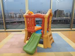 amazon com step2 play up double slide kids climber toys u0026 games