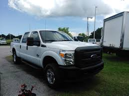 Ford Diesel Utility Truck - used work trucks for sale