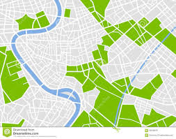city map generic european city map stock illustration image 56536678