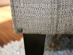 add nail head trim to furniture hgtv