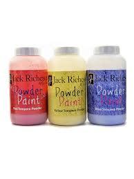 jack richeson powder tempera paint misterart com