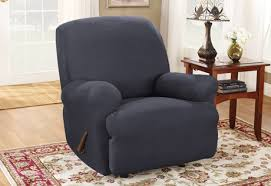 Oversized Recliner Cover Recliner Slipcovers Wing Chair Recliner Slipcovers Covers For