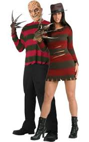 his and hers costumes mr miss leatherface combination masquerades and jokers