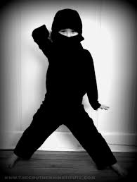 Ninja Halloween Costume Boys Diy Sew Ninja Costume Tutorial Andrea U0027s Notebook