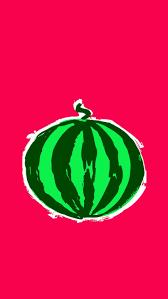 25 beautiful watermelon illustration ideas on pinterest