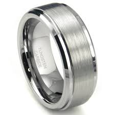 men wedding bands wedding rings black and silver mens wedding rings black and