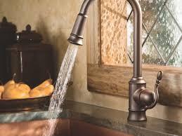 kohler rubbed bronze kitchen faucet kitchen bronze kitchen faucets and 34 bronze kitchen faucets