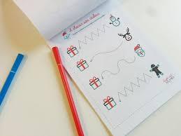 mon cahier de cuisine le cahier d activités de noël pour les petits momes